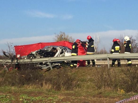 Śmiertelny wypadek w Rzochowie (Aktualizacja – nowe fakty) [FOTO, VIDEO]