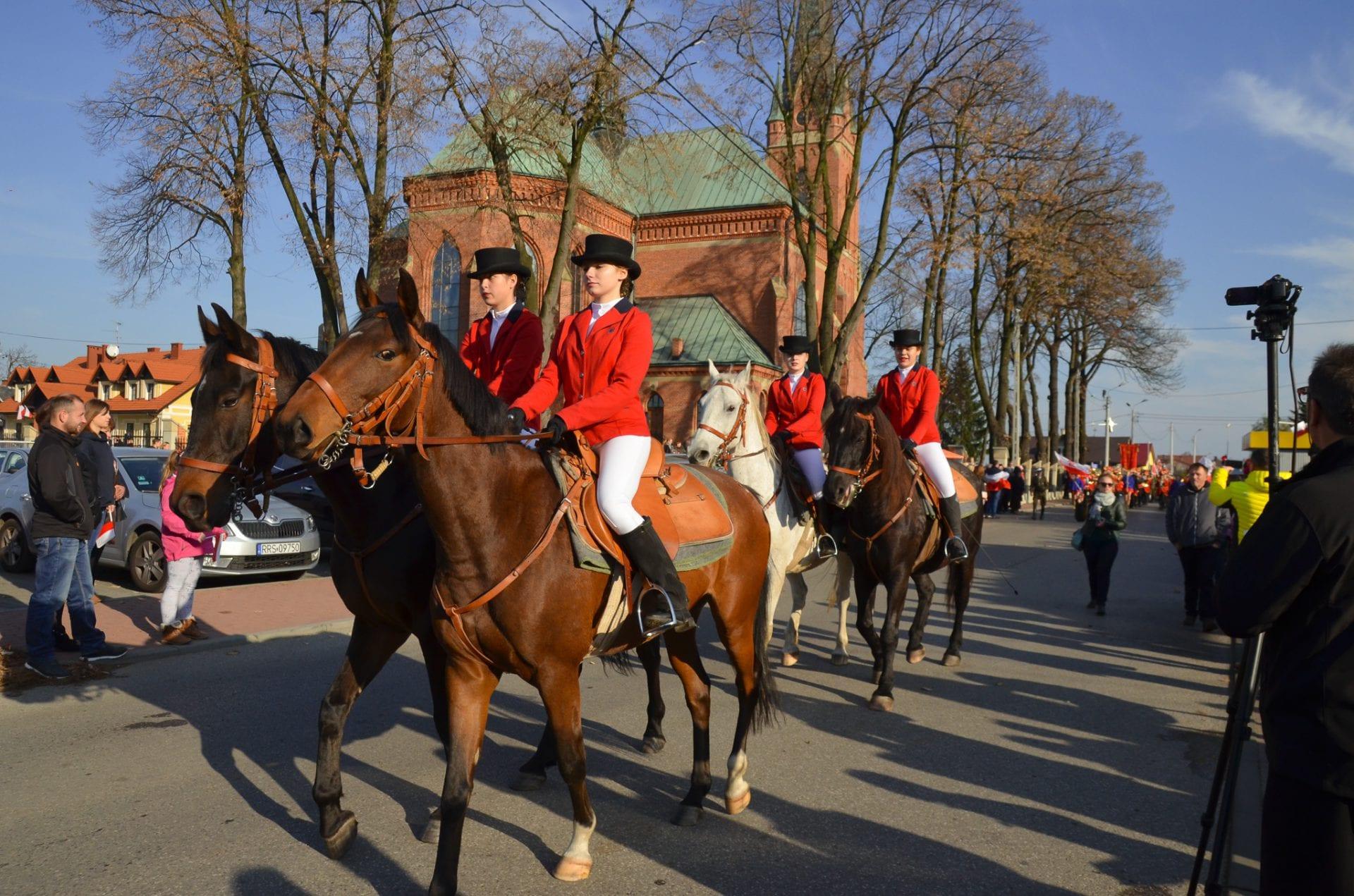 Gmina Mielec świętowała 100-lecie Niepodległości [FOTO]