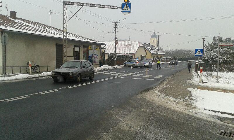 Wypadek w Majdanie Królewskim