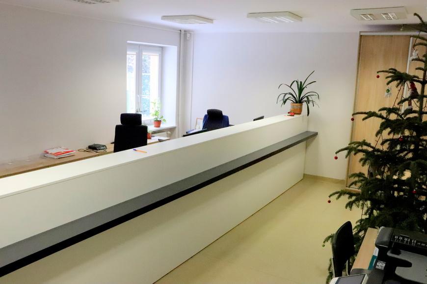 Kancelaria ogólna w nowym miejscu