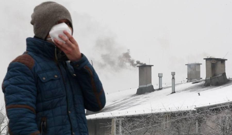 Alert smogowy dla Mielca