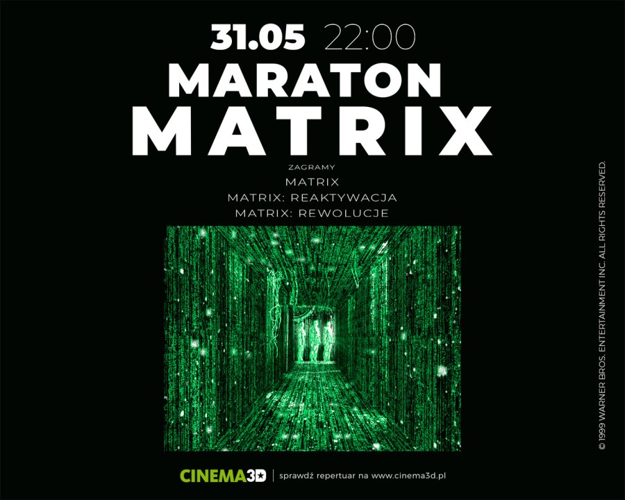 Maraton Matrix [VIDEO]
