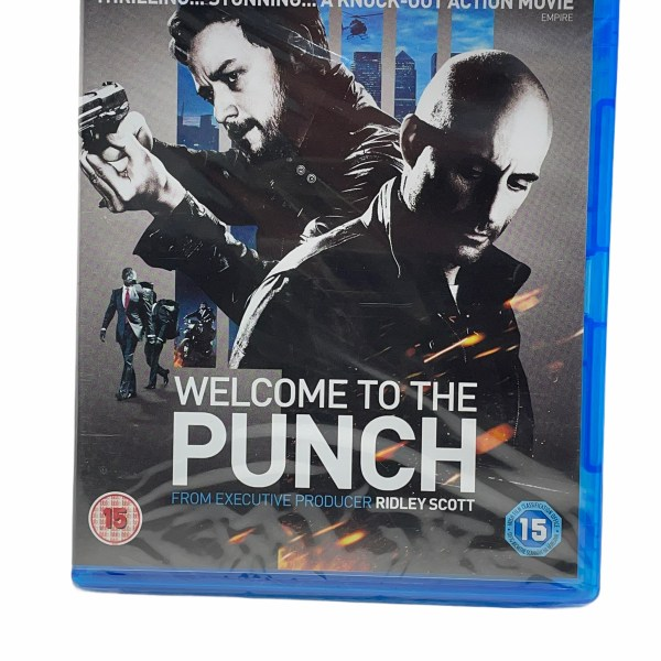 Welcome To The Punch Cert (15) New