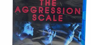 The Aggression Cert (15) New