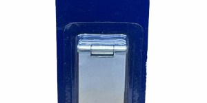 Hamil Security Hasp & Staple Size 4.5inch