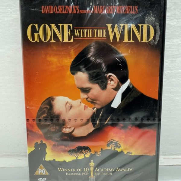 Gone With The Wind Cert (PG) New