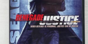 Renegade Justice Cert (18) Used VG Condition