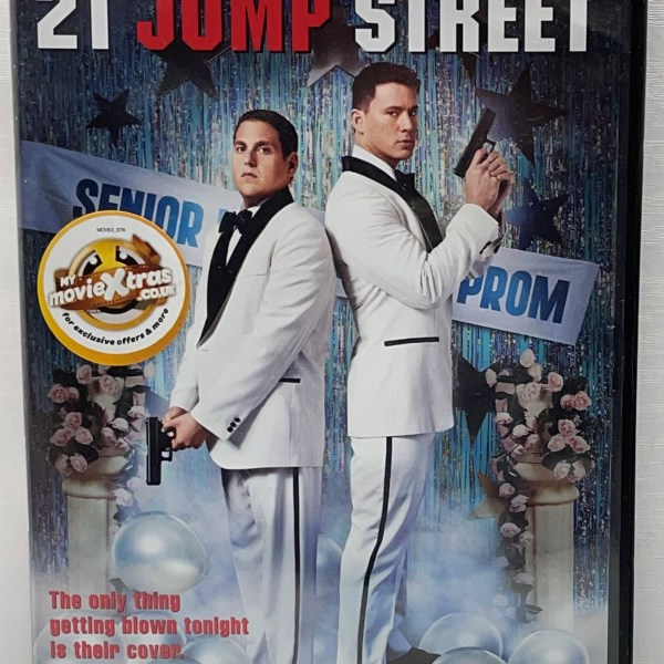 21 Jump Street Cert (15) Used VG Condition