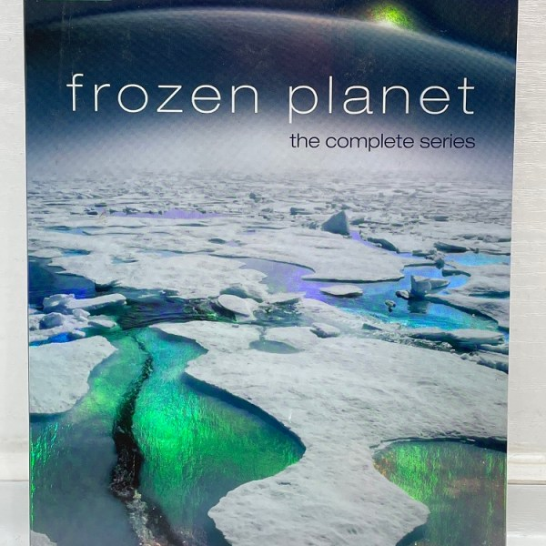 Frozen Planet The Complete Series Used VG Condition