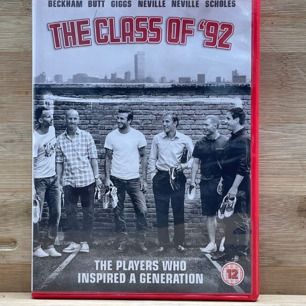 The Class Of 92 Cert (12) Used VG