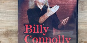 Billy Connolly Was It Something I Said Cert (15) Used VG
