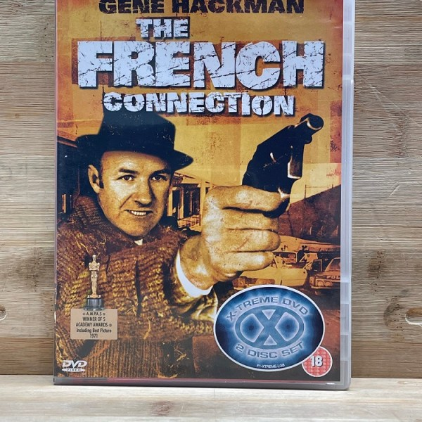 The French Connection Cert (18) Used VG