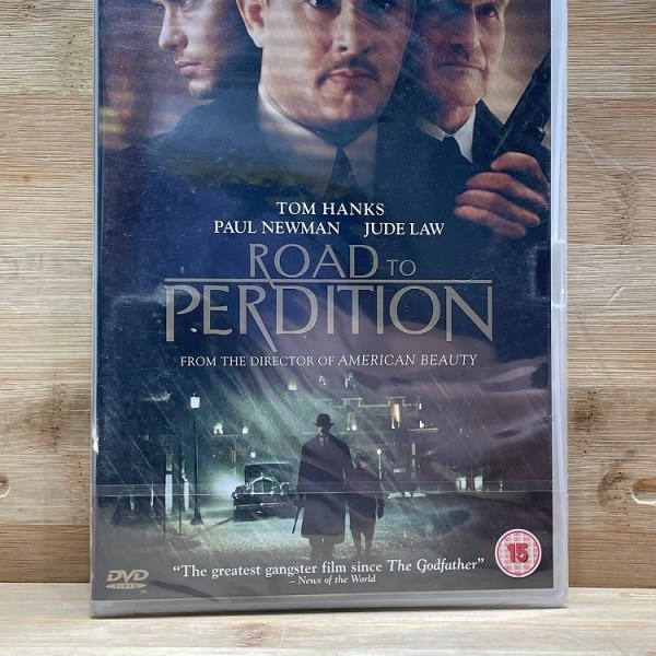 Road To Perdition Cert (15) New