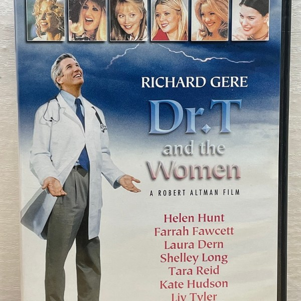 Dr.T And The Women Cert (12) Used VG