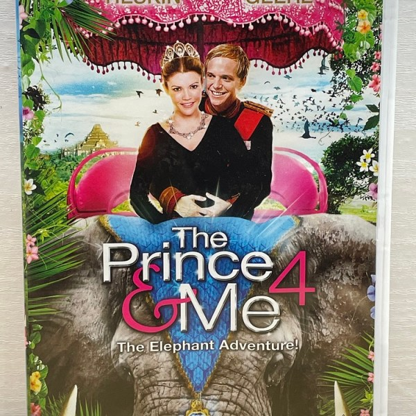 The Prince & Me 4 Cert (PG) Used VG