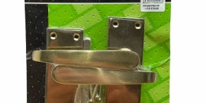 Specialist Hardware Solid Brass Lever Latch 100mm 40mm x 1 Pair