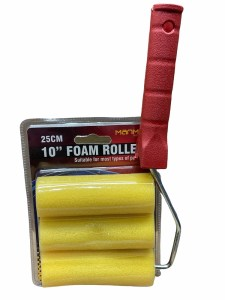 Manmax 10in foam Roller (Suitable For Most Types Paints)