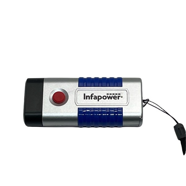 Infapower 3 Led Handy Torch Various Colours