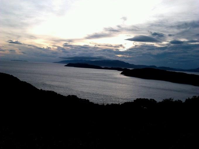 加太の風景
