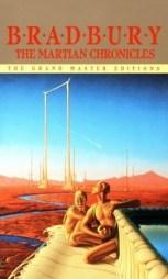 'The Martian Chronicles' - Ray Bradbury