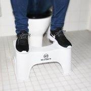 wc krukje toiletkrukje gebruik