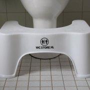 squat wc kruk