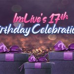 ImLive's 17th Birthday Celebration