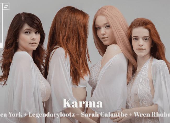 ManyVids MV Mag 27: Karma Edition – September 2019