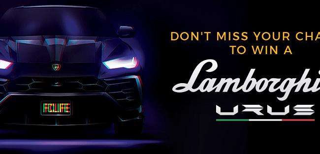 FanCentro Lamborghini Giveaway Winner: Lela Star
