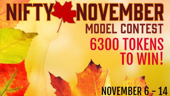 SoulCams Nifty November Contest (ends Nov. 14, 2020)