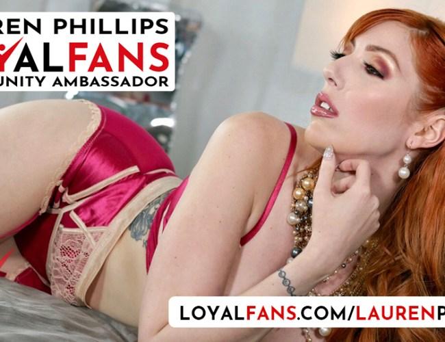 Loyalfans names Lauren Phillips as Community Ambassador