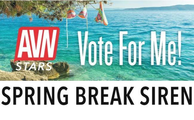 AVN Stars Spring Break Siren Contest (March 26-28, 2021)