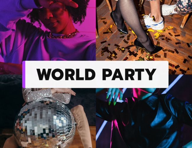 """Manyvids """"World Party"""" Winning Wednesday Contest (March 31, 2021)"""