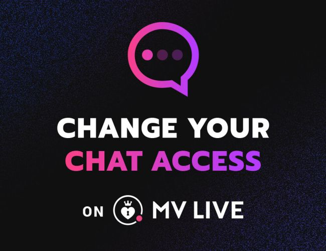 MV Live Allows Models to Mute Freeloaders