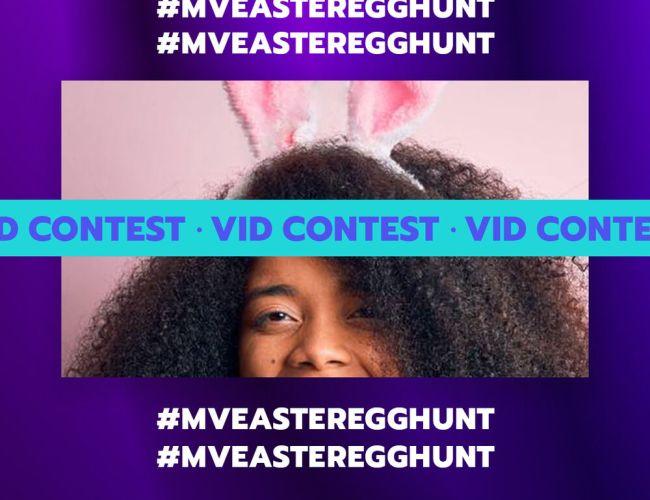 "Manyvids ""MV Easter Egg Hunt"" Video Contest (closes April 3, 2021)"
