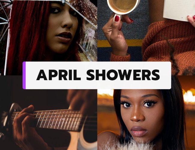 """Manyvids """"April Showers"""" Contest (April 7-15, 2021)"""