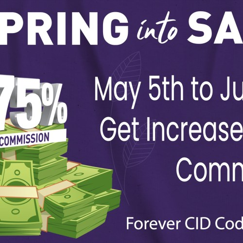 75% Payout on Clips4Sale (May 5 to June 10, 2021)
