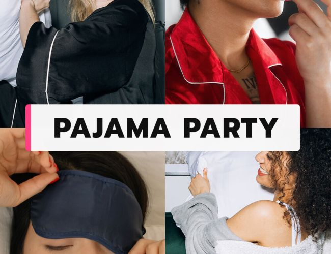 "Manyvids ""Pajama Party"" Winning Wednesday Contest (June 16, 2021)"