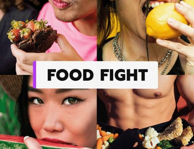 "Manyvids ""Food Fight"" Winning Wednesday Contest (August 11, 2021)"