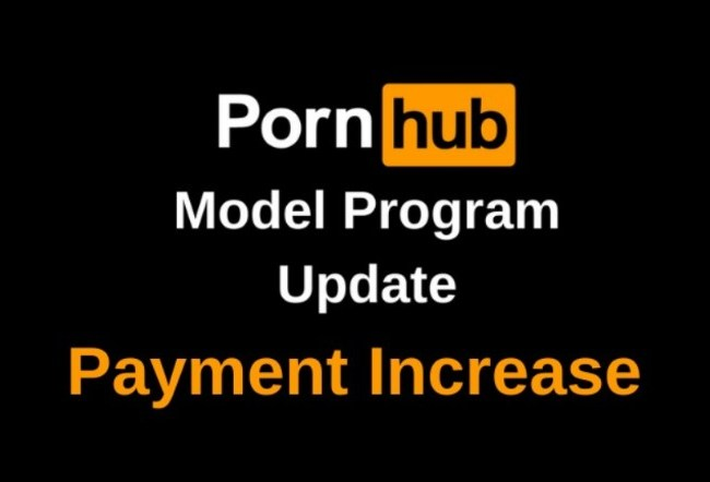 Pornhub Dangles September Payout Increase In Exchange For New Videos