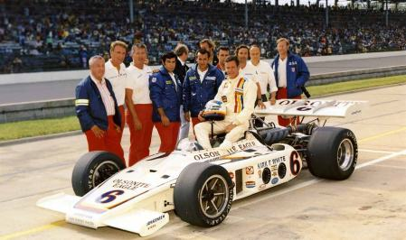 Ep. 71 - Bobby Unser Talks About Dan Gurney