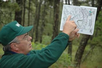 WCT Fox Island Trails walk July 2005 026
