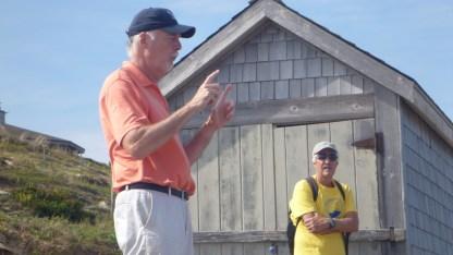 Bill Huss and Bill Iacuessa