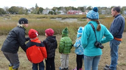 Tales & Trails Takes to Cannon Hill