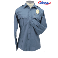 Elbeco DUTYMAXX Long Sleeve Shirt French Blue