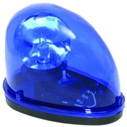 Blue Flashing TearDrop Beacon