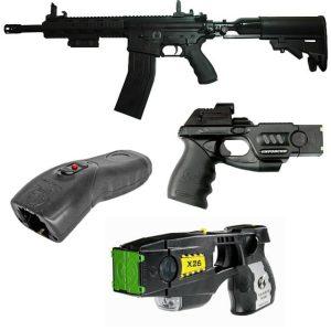 Stun Guns and Less Lethal