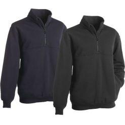 First Class Fleece Job Shirt with Zipper