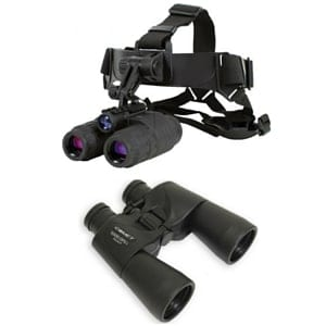 Binoculars - Night Vision