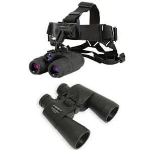 Binoculars - Night Vision
